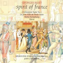 Spirit Of France - Melbourne Symphony Orchestra, John Lanchbery