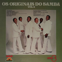 Os Originais do Samba (Disco de Ouro Vol.2)