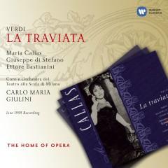 Verdi: La traviata - Carlo Maria Giulini