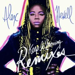 Keep It Moving (Remixes) - Alex Newell