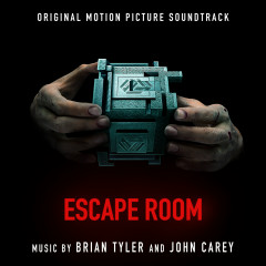 Escape Room (Original Motion Picture Soundtrack) - Brian Tyler, John Carey