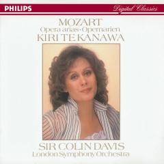 Mozart: Opera Arias - Kiri Te Kanawa, London Symphony Orchestra, Sir Colin Davis