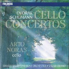 Dvorák / Schumann : Cello Concertos - Arto Noras