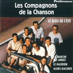 Le Bleu De L'été - Les Compagnons De La Chanson