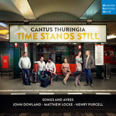 Time Stands Still (Arr. for Tenor, Soprano, Lute & Recorder)