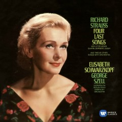 R. Strauss: Four Last Songs - Elisabeth Schwarzkopf