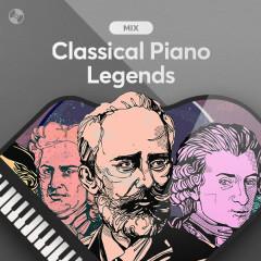 Classical Piano Legends - Various Artists