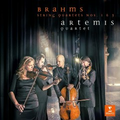 Brahms: String Quartets Nos. 1 & 3 - Artemis Quartet