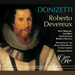 Donizetti: Roberto Devereux (Live) - Nelly Miricioiu, José Bros, Sonia Ganassi, Roberto Frontali, Orchestra of the Royal Opera House, Covent Garden