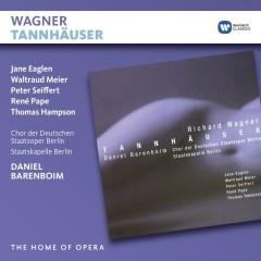 Wagner: Tannhäuser - Daniel Barenboim