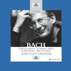Bach, J.S.: Christmas Oratorio; St. Matthew Passion; St. John Passion; Mass in B minor - English Baroque Soloists, John Eliot Gardiner