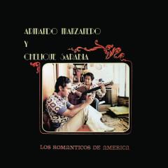 Los Románticos de América - Armando Manzanero, Chelique Sarabia