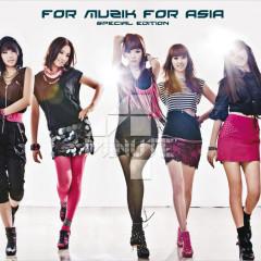 For Muzik For Asia - 4Minute