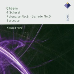 Chopin : Piano Pieces - Nelson Freire