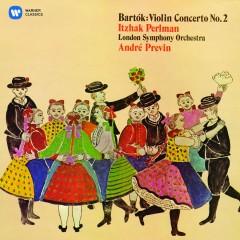 Bartók: Violin Concerto No. 2 - Itzhak Perlman