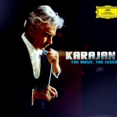 Herbert von Karajan - The Music, The Legend - Christian Ferras, Michel Schwalbé, Berliner Philharmoniker, Herbert von Karajan
