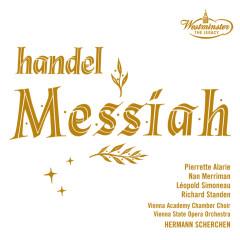 Handel: Messiah - Pierrette Alarie, Nan Merriman, Léopold Simoneau, Richard Standen, Wiener Staatsopernorchester