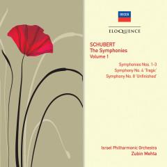 Schubert: The Symphonies Vol.1