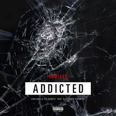 Addicted (Remixes) - Vigiland, Ted Nights, Alexander Tidebrink
