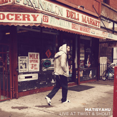 Live at Twist & Shout EP - Matisyahu