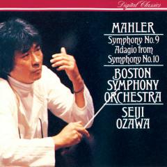 Mahler: Symphony No.9; Symphony No.10 (Adagio) - Boston Symphony Orchestra, Seiji Ozawa
