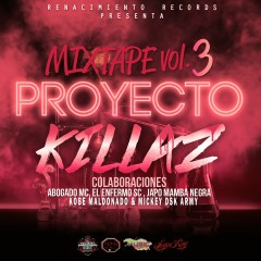 Proyecto Killaz, Vol. 3 - Various Artists