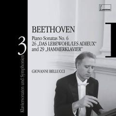 Beethoven: Piano Sonatas Nos 2, 26,