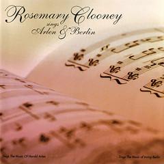 Sings Arlen & Berlin - Rosemary Clooney