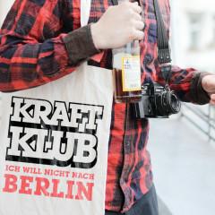 Ich will nicht nach Berlin - Kraftklub