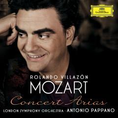 Mozart: Concert Arias - Rolando Villazon, London Symphony Orchestra, Antonio Pappano