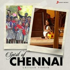 Spirit of Chennai - S.P. Balasubrahmanyam,Shankar Mahadevan,Hariharan,Aruna Sairam,Sujatha