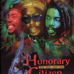 Honorary Citizen - Peter Tosh