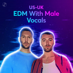 EDM With Male Vocals - Various Artists