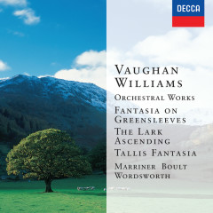 Vaughan Williams: Orchestral Works - Academy of St. Martin in the Fields, Sir Neville Marriner, The New Queen's Hall Orchestra, Barry Wordsworth, London Philharmonic Orchestra