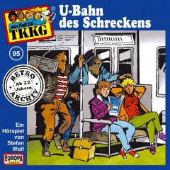095/U-Bahn des Schreckens - TKKG Retro-Archiv
