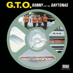 G.T.O. Best Of The Mala Recordings - Ronny & The Daytonas