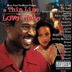 A Thin Line Between Love & Hate (Music From the Motion Picture) - Various Artists