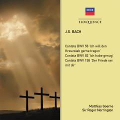 Bach: Cantatas - Matthias Goerne, Roger Norrington