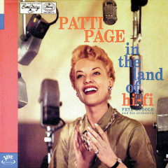 In The Land Of Hi-Fi - Patti Page