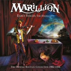 Early Stages: The Highlights - The Official Bootleg Collection 1982 - 1988 - Marillion