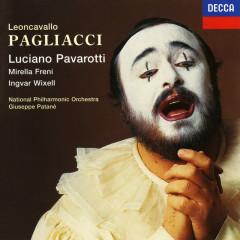 Leoncavallo: Pagliacci - Luciano Pavarotti, Mirella Freni, The National Philharmonic Orchestra, Giuseppe Patanè