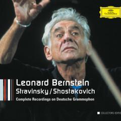 Stravinsky / Shostakovich - Leonard Bernstein