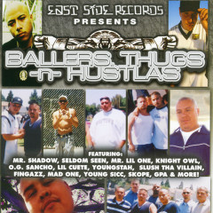 Ballers, Thugs –n- Hustlas - Various Artists