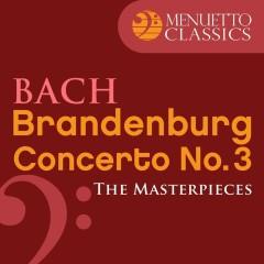The Masterpieces - Bach: Brandenburg Concerto No. 3 in G Major, BWV 1048 - Württemberg Chamber Orchestra Heilbronn, Jorg Faerber