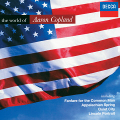 The World of Copland - Various Artists