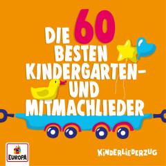 Kinderliederzug - Die 60 besten Kindergarten- & Mitmachlieder - Lena, Felix & die Kita-Kids