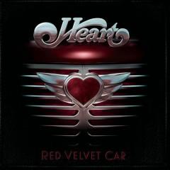 Red Velvet Car - Heart