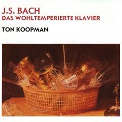 Bach, JS: Das Wohltemperierte Klavier - Ton Koopman