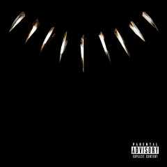 Black Panther The Album Music From And Inspired By - Kendrick Lamar, SZA