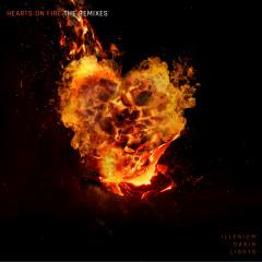 Hearts on Fire (The Remixes) - Illenium, Dabin, Lights